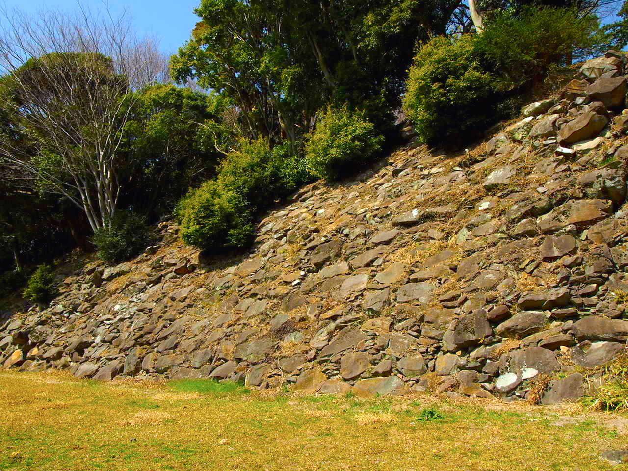 天下統一を叶えた小田原の「石垣山一夜城歴史公園」を巡る