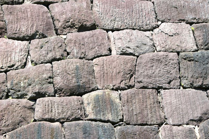 (3)石垣に見られる3つの秘密