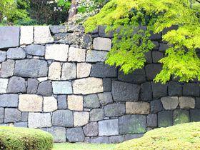 マニアック旅なら皇居東御苑へ!「江戸城」の石垣こんなに違うの?