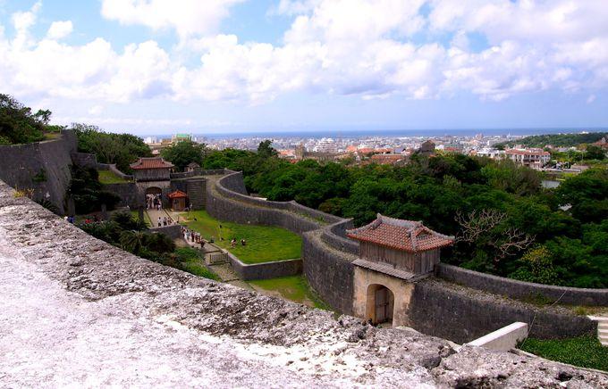 訪れる人が多い世界の宮殿や城 10位「首里城」