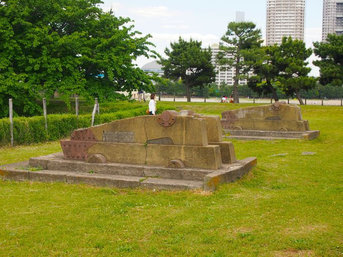 砲台・弾薬庫跡・陣屋跡など…残された史跡
