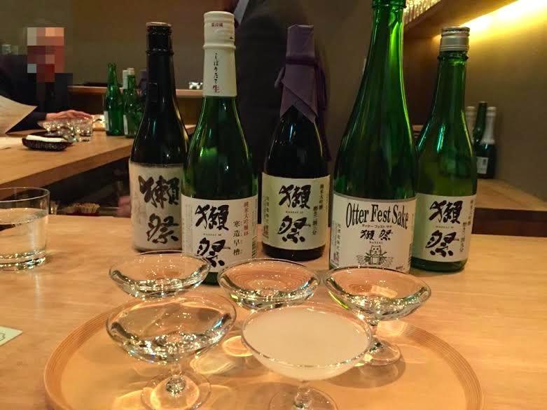 日本酒ファン待望の獺祭専門店!東京都京橋「獺祭Bar 23」がすごい