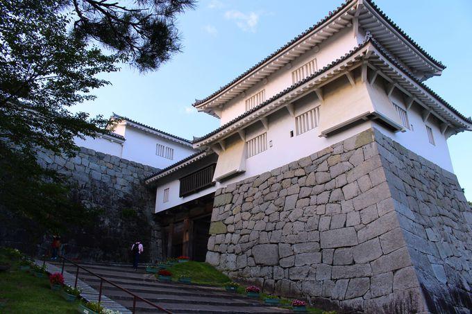 福島が誇る名城「二本松城・白河小峰城」