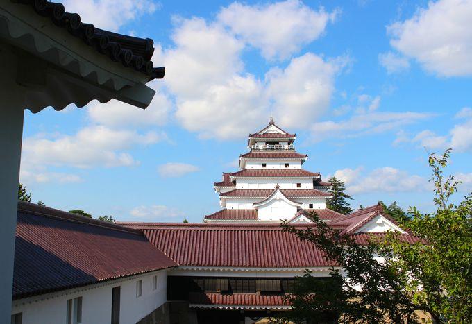 会津若松城の歴史・展示室の全面リニューアル