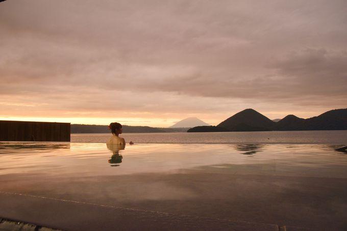 1.レイクビュー&花火が見られる北海道「洞爺サンパレス リゾート&スパ」