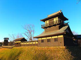 天守閣だけが城じゃない!茨城県「逆井城跡公園」これが戦国の城だ