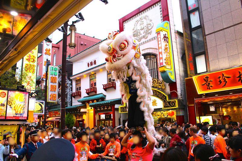 年に数回だけ!?横浜中華街を盛り上げる「獅子舞」とは