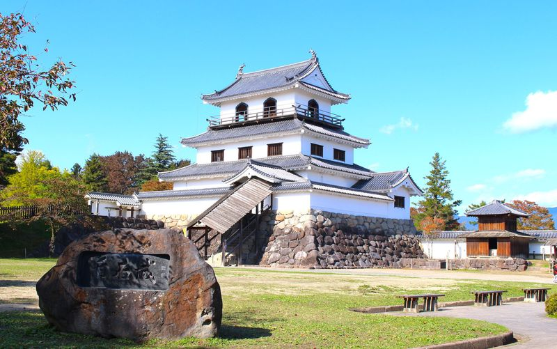真田幸村が子を託した敵将・片倉氏の城!宮城「白石城」がアツイ