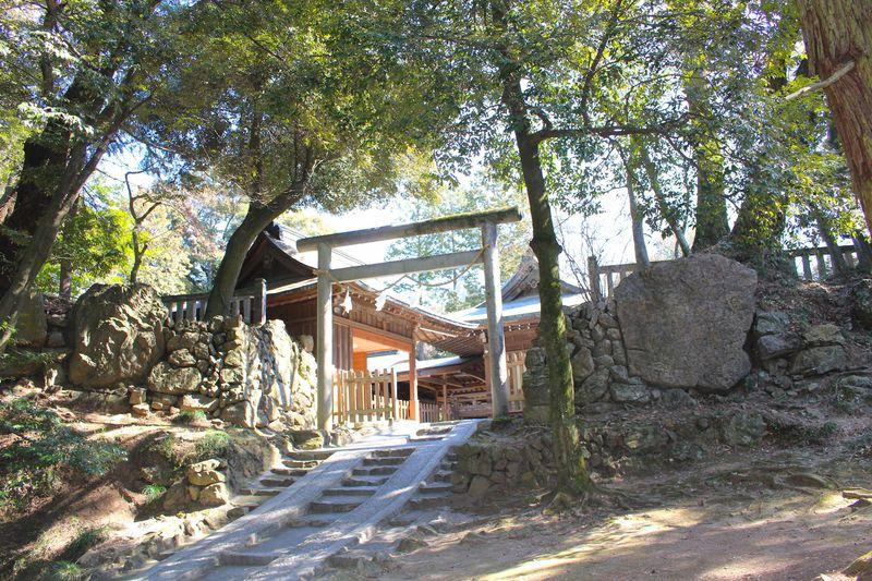 関東では珍しい!石垣が堪能できる栃木県「唐沢山城跡」