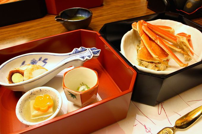 5.大満足のお料理