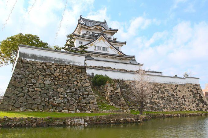 岸和田城の歴史を知ろう!