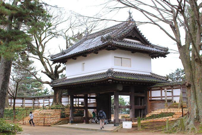 1.亀城公園となった土浦城