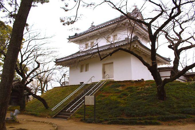3.復元された櫓