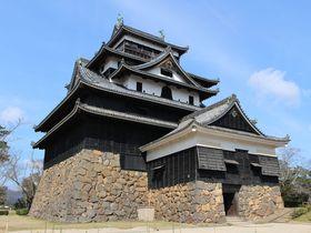 国宝「松江城」は島根観光で外せない!見どころを一挙にご紹介