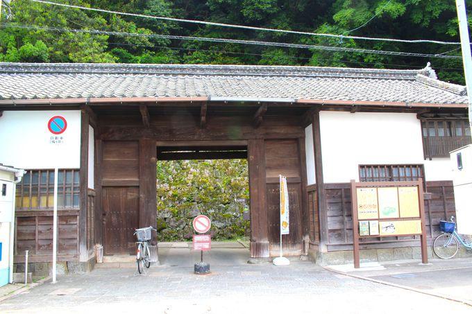 宇和島藩の痕跡!現存の数々