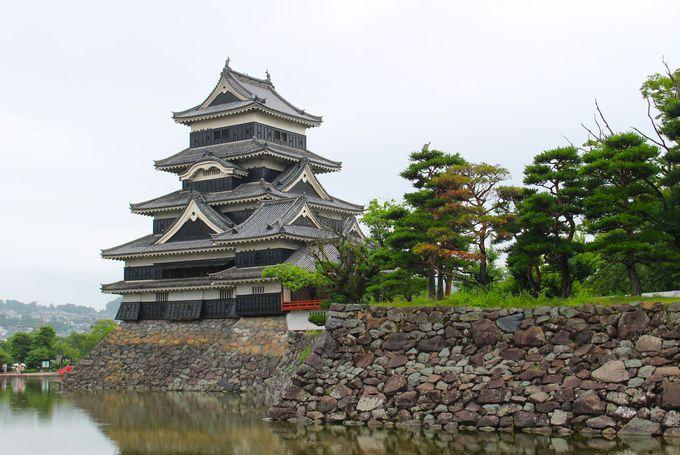 6.松本城/長野県