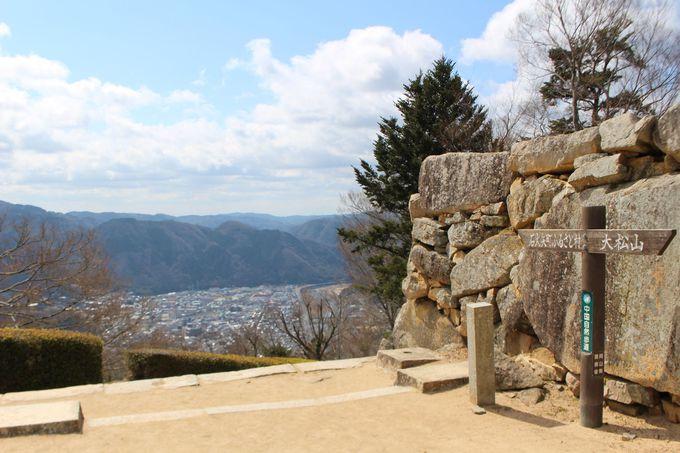 備中松山城はどんな城?
