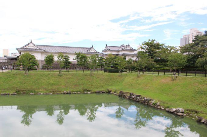 駿府城は徳川家康が築いた居城