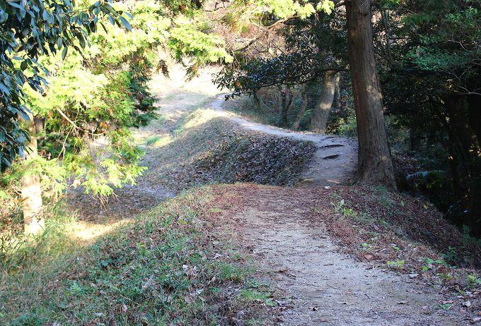 古代山城の役割