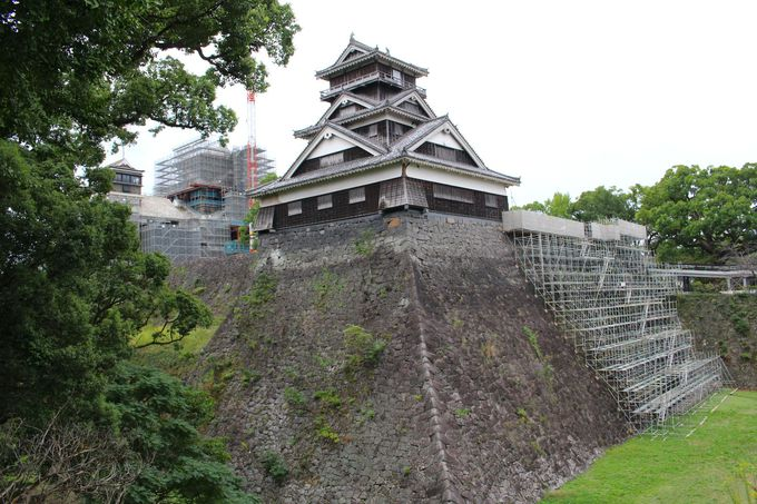 日本の城と「大野城」