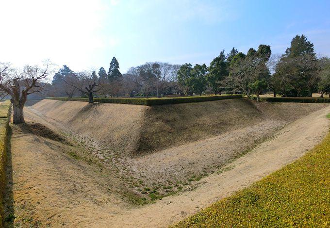 佐倉城の見どころと楽しみ方は