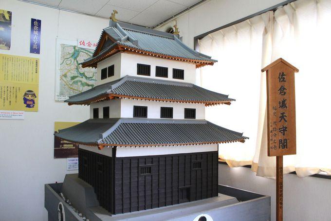 佐倉城は江戸を守る要の城