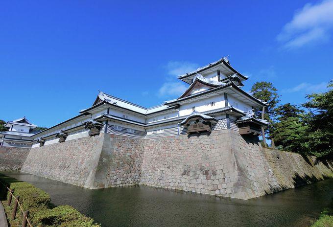 【1日目:午後】「金沢城公園」で歴史めぐり