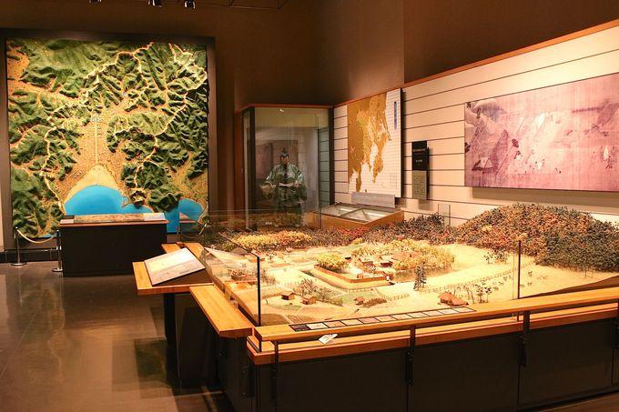 「歴博」の愛称で親しまれる「国立歴史民俗博物館」