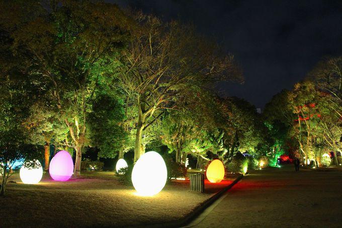 芸術の舞台は、街のシンボル「広島城」