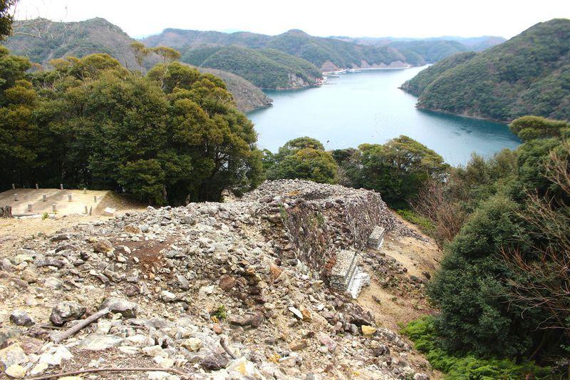 歴史好きなら一度は訪れたい!対馬が誇る厳選3城と対馬藩お船江跡
