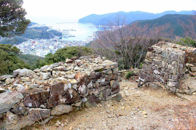 3.朝鮮への中継拠点「清水山城」