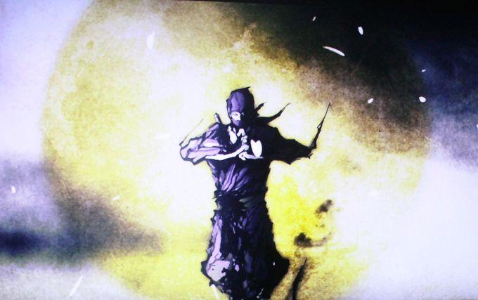 小田原は忍者の伝説が残る街