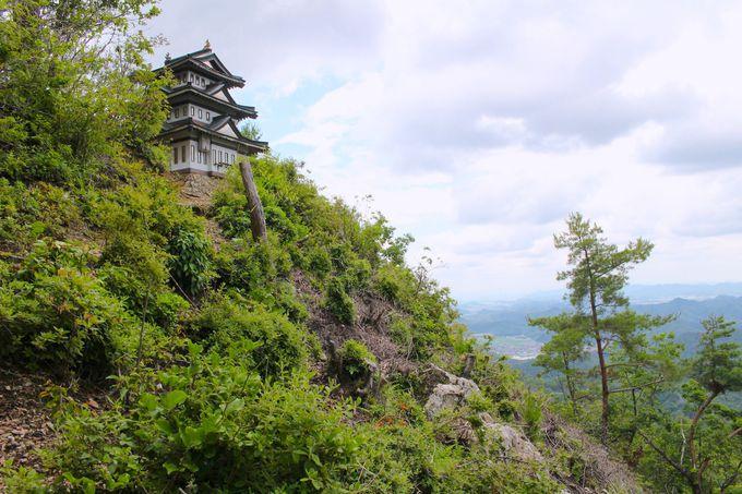 信長ゆかりの「ぎふ長良川の鵜飼」や「岩村城」と、光秀ゆかりの「大桑城」