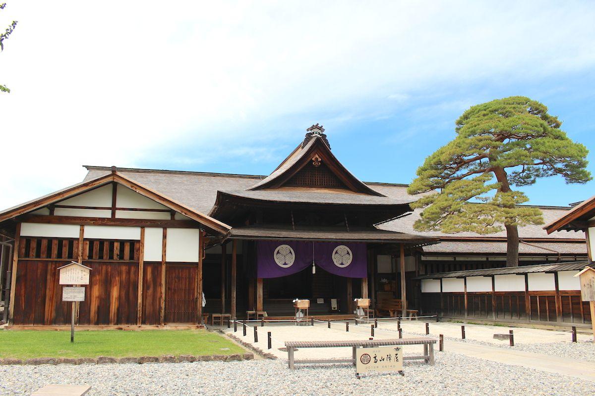 高山の歴史がつくった日本唯一の宝