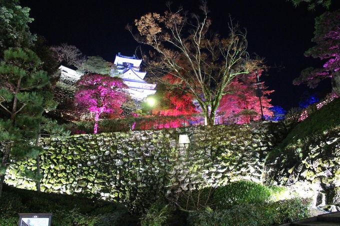 チームラボが手がけるインタラクティブな高知城