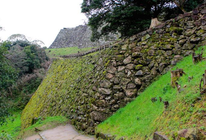 彦根城は石垣にも注目!