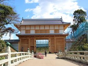 茨城「水戸城」の新たな見どころ完成!2020年から目が離せない
