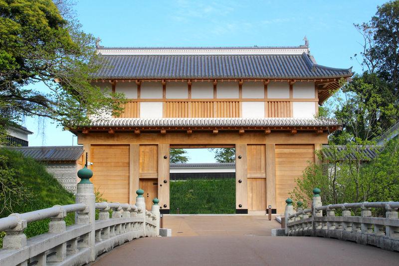 茨城「水戸城」の新たな見どころ完成!2021年も目が離せない
