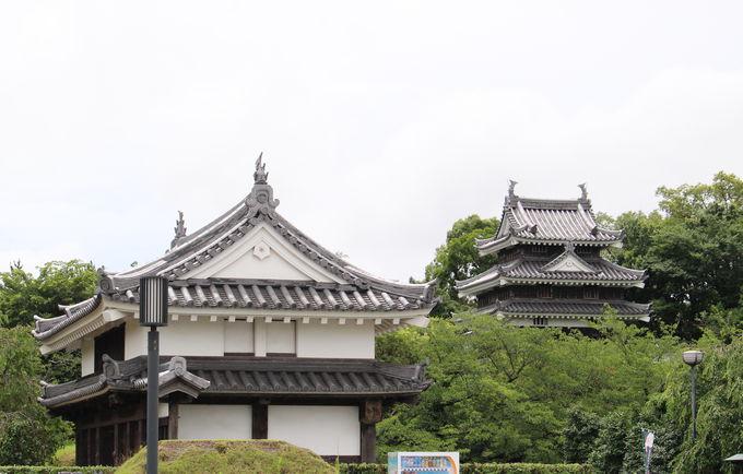 隠れた東海の名城「西尾城」