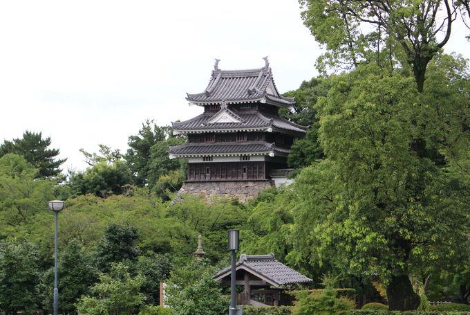 西尾城の歴史と城主