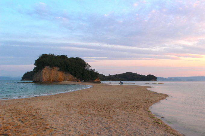 大坂城の石のふるさと小豆島