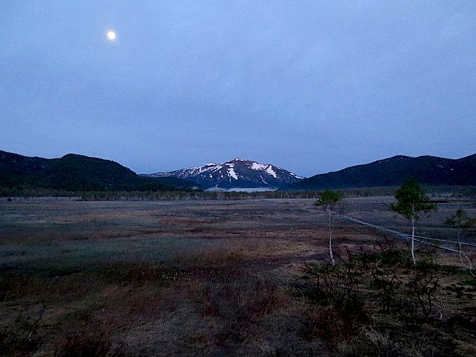 宿泊者の特典は朝夕にあり!尾瀬は山小屋デビューにもおすすめ