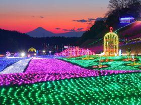 冬の千葉で見る富士山が秀麗!イルミも楽しめる厳選5スポット