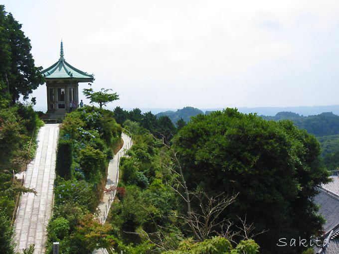 絶景「六角堂」とミニハイキングコース
