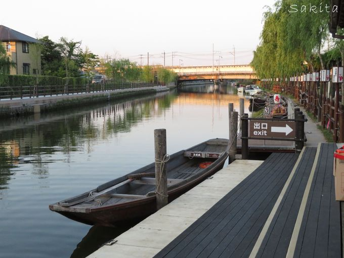 「嫁入り舟」が行われる水郷潮来あやめ園はどんなところ?