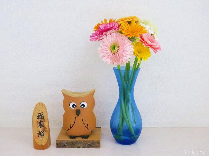 花手水のお花を選ぶ極意とは?