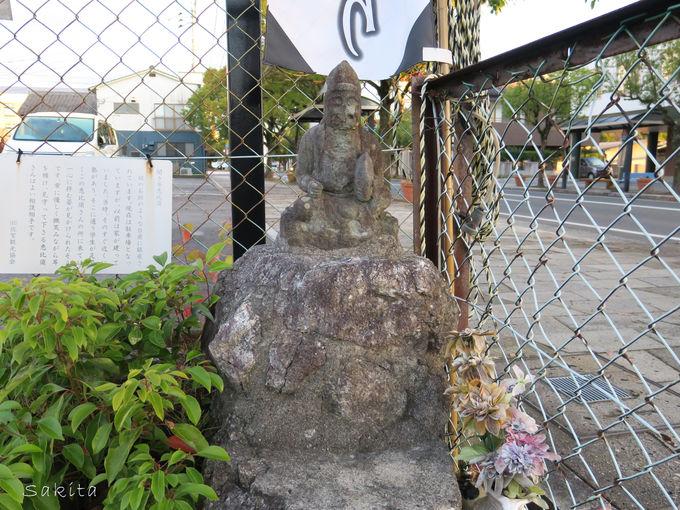 佐賀城本丸歴史館付近にも点在する