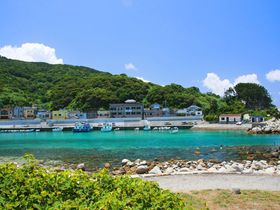 ここが四国?まるで沖縄のような青い海、高知・柏島