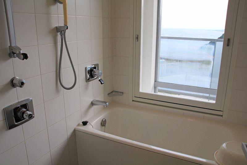 日本人にはうれしすぎるウェスティンホテル淡路のお風呂