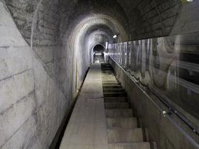 ダムの奥まで見学可能!穴場観光スポット長野県「大町ダム」
